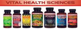Vital Health Sciences, Inc. - Premium Vitamins and Supplements - Winning Nutrition for Winning Results