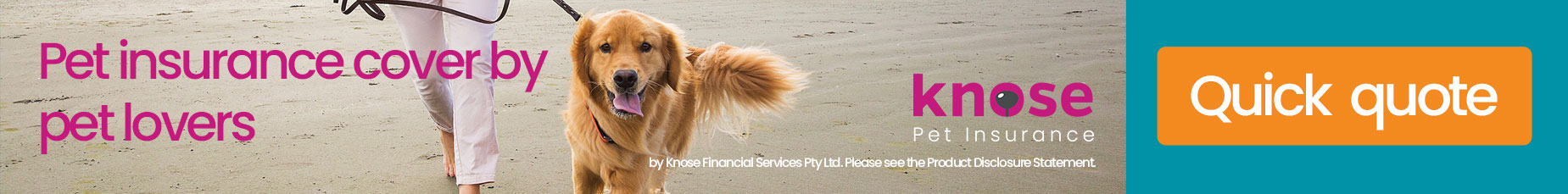 Pet insurance cover by pet lovers! Get a quick quote today!