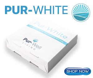 Teeth Whitening, Toothbrush, Flosser & Pur-White Teeth Kit