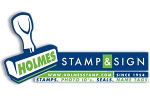 Holmes Stamp and Sign Coupon