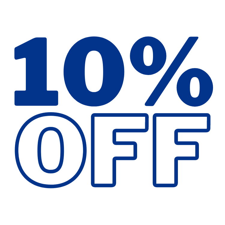 Discount code 10% max 7$ for Canvas Category