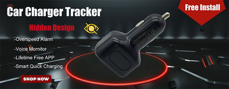 Car Charger Tracker