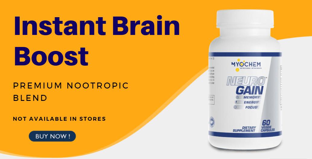 Premium Nootropic Blend