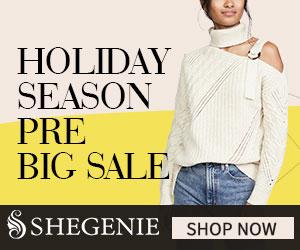 Holiday Season Pre Big Sale