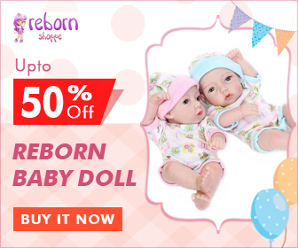 Up to 50% Off Reborn Baby Doll