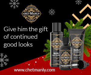 Chet Manly for Christmas