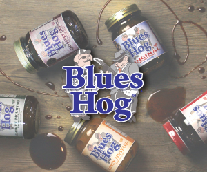 Buy Blues Hog Sauce Now!