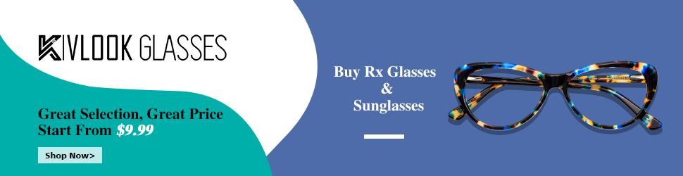 Prescription Glasses $9.99
