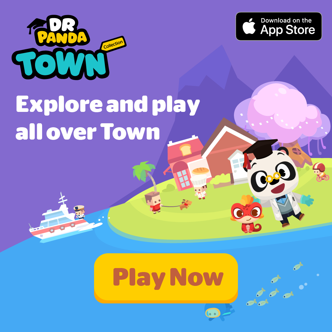 Explore and play all over Town - PLAY NOW!