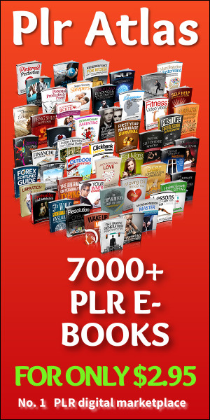 PLR Products for only $2.95