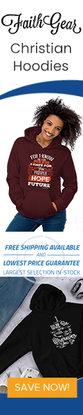 Faith Gear Christian Women Hoodies