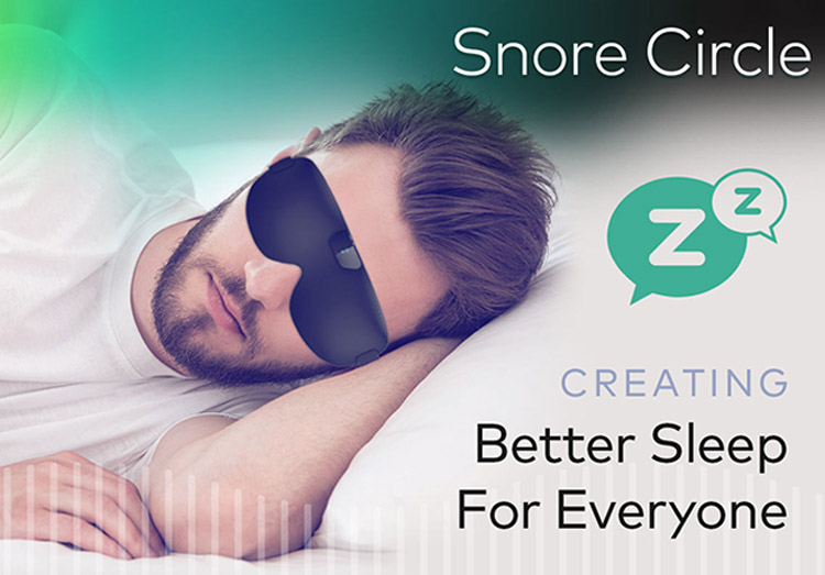 VVFLY Smart Snore Mask Anti-snoring Device