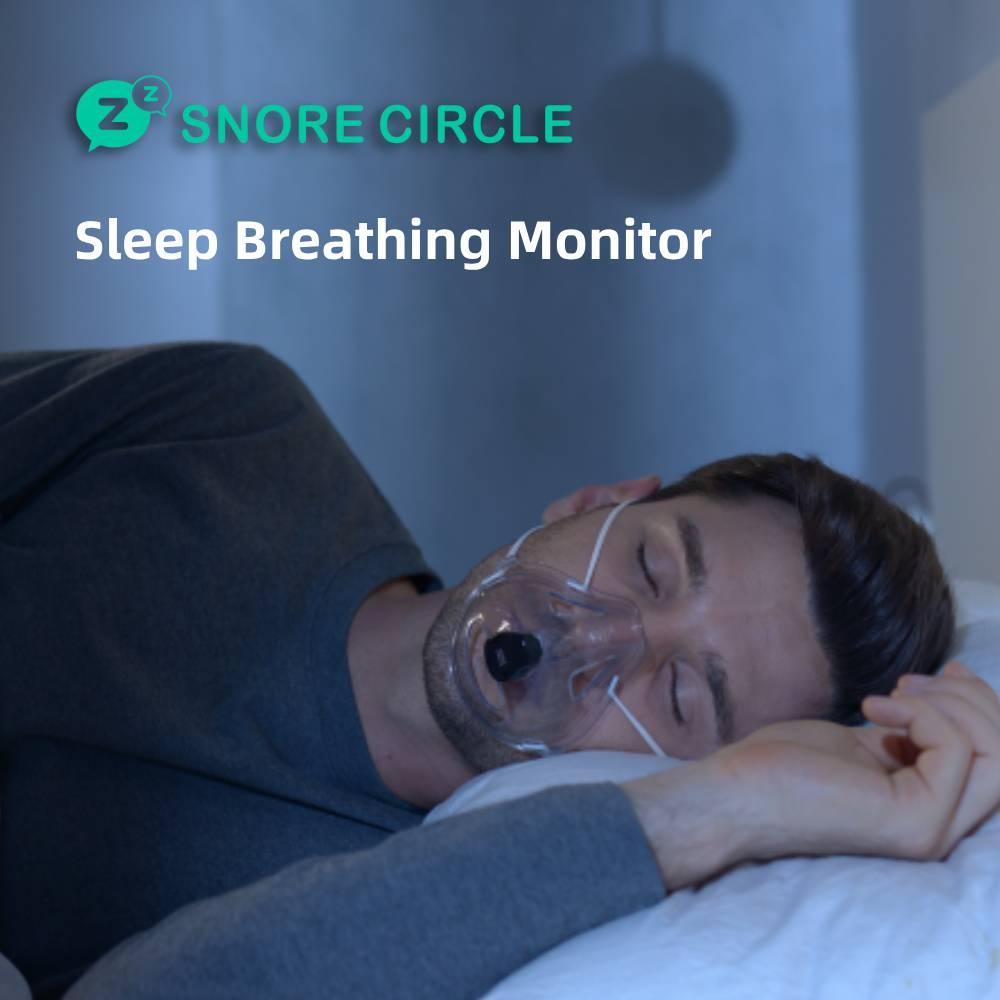 Comprehensive Sleep Breathing Monitor