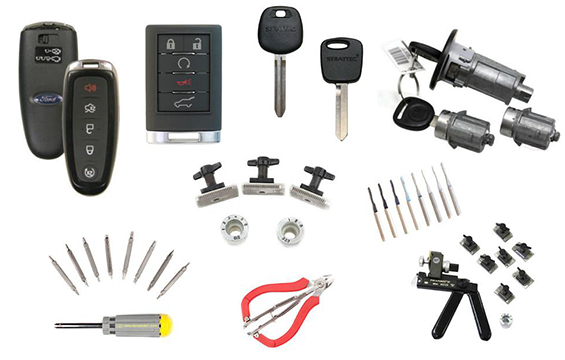 Locksmith Keyless specializes in replacement car, truck, and motorcycle keyless remotes for nearly every popular make and model of auto and motorcycle at wholesale prices.
