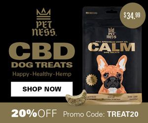 CBD Calm Treats