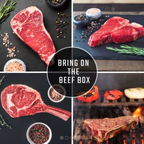 Bring on The Beef Box