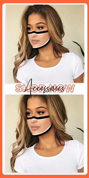 knowfashionstyle.com - 50% Off Hot Sale Transparent Mask