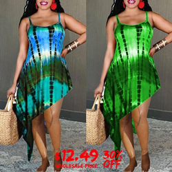 knowfashionstyle.com - 42% OFF for Fashion Sexy Sleeveless Dress