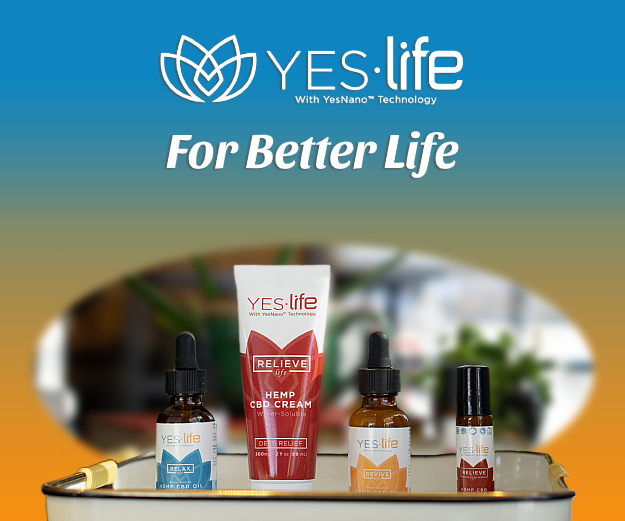 Yes.Life for Better Life | water-soluble cbd products