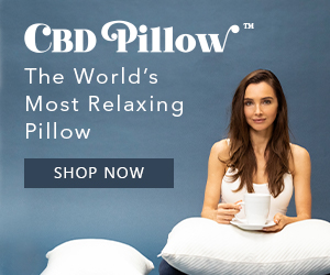 CBD pillow for fathers day