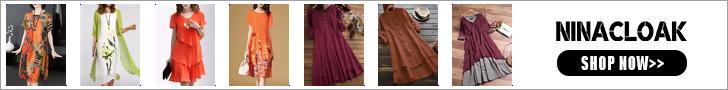 Shop Fashion Dresses at Ninacloak.com.