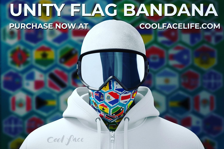 Unity Flag Bandana