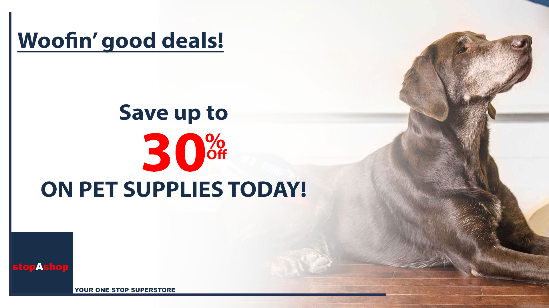 Pet supplies primary
