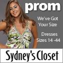 Prom 2010 at Sydney's Closet