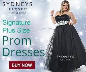 Signature Plus Size Prom Dresses