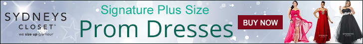 Signature Plus Size Prom <br><BR>