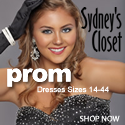 Prom at Sydney's Closet