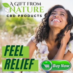 AGFN CBD Feel Relief