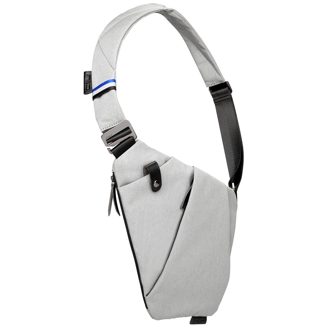 FINO NEO Chest Bag - Light Gray