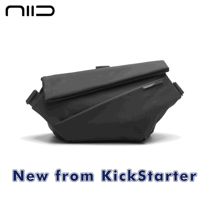 The pre-purchase of New product KickStarter NIID Radiant Urban Sling is available on stock now