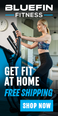 Get Fit At Home - BlueFin Fitness