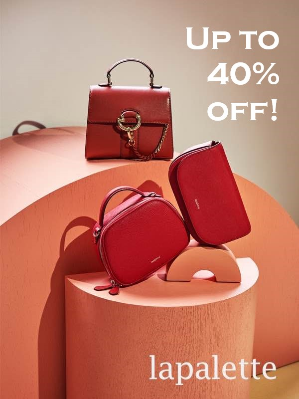 Happy Valentine's Day Up to 40% off