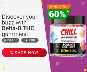 Discover your buzz with Delta-8 THC gummies!
