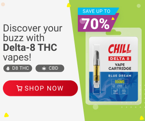 Discover your buzz with Delta-8 THC vapes!