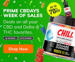 Prime CBDays Week of Sales