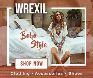 Wrexil clothing, accessories, and shoes