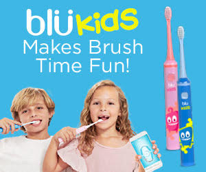 Blu Kids Smart Toothbrush For Only $49.99