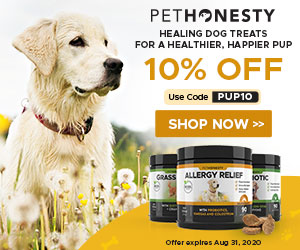 PetHonesty.com 10% OFF Coupon PUP10