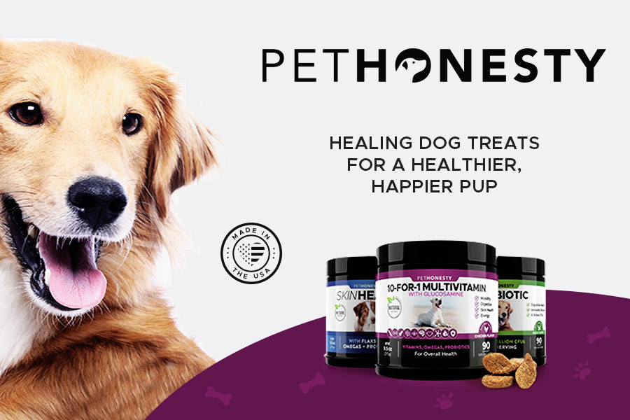 10% OFF coupon code PUP10 - PetHonesty.com