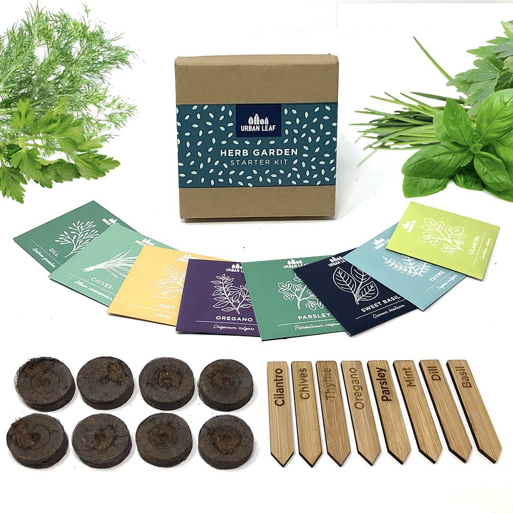 Urban Leaf Herb Starter Kit