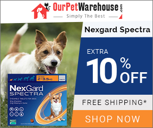Nexgard Spectra is an excellent and broad-spectrum product for dogs. Buy Now at 10% Extra Discount + Free Shipping