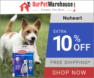 Huge Savings on Nuheart Generic Heartgard for Dogs. Cheapest Online + 10% Extra Off & Free Shipping Everything