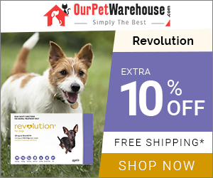 Save 10% Extra on Revolution Flea Treatment for Dogs + Free Shipping on All Orders.