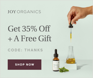 Save 35% off premium CBD and a FREE gift