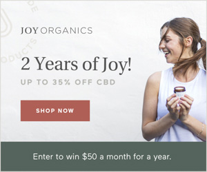 Save up to 35% off premium CBD products