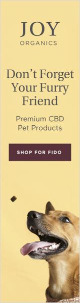 Premium CBD Pet Products
